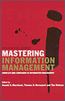 Financial Times�Mastering Information Management, Complete MBA Companion in Information Management
