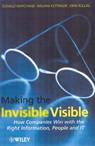 Making the Invisible Visible�How Companies Win with the Right Information, People, and IT